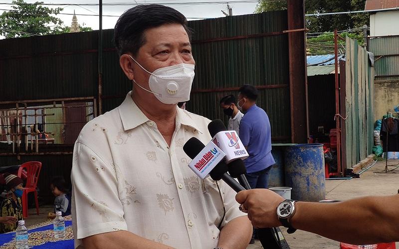 Tiếp tục hỗ trợ người gốc Việt Nam tại Campuchia có hoàn cảnh khó khăn -0