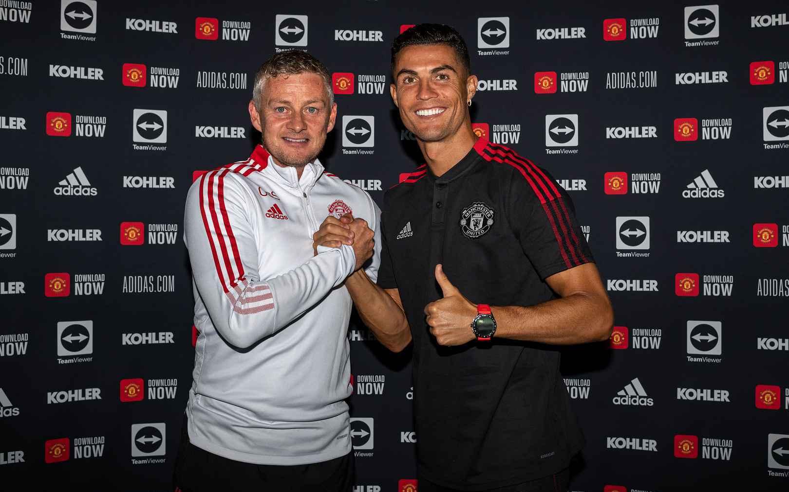 """Ronaldo: """"Trở lại Man United không phải để nghỉ dưỡng"""" -0"""
