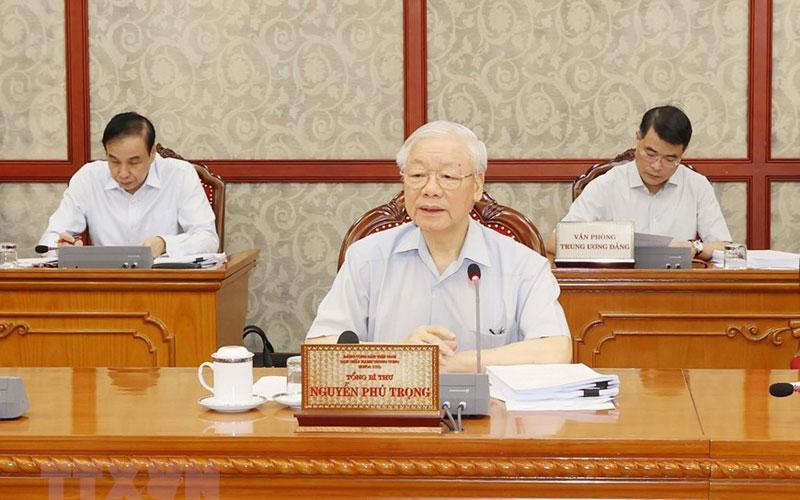 Ban Chỉ đạo Trung ương về phòng, chống tham nhũng sẽ thêm chức năng, nhiệm vụ phòng, chống tiêu cực