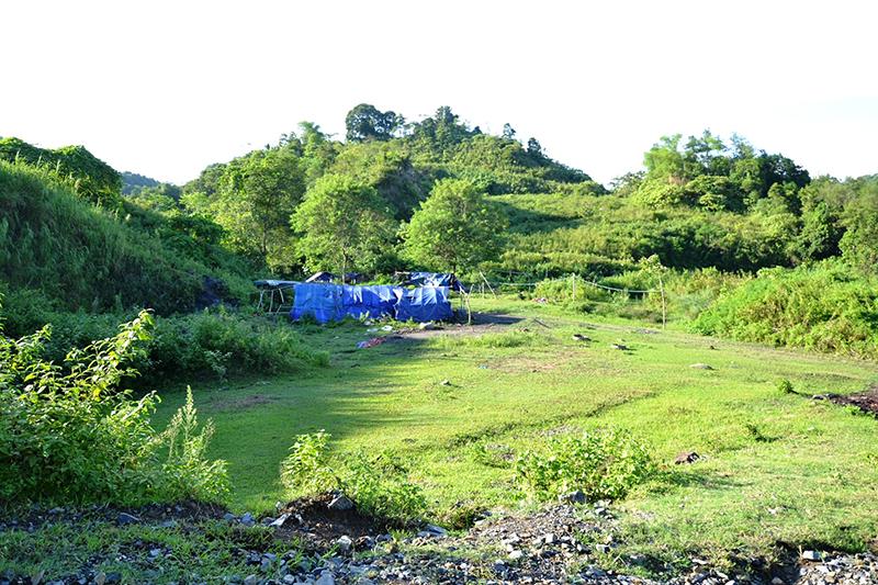 """Bắt tạm giam giám đốc công ty """"núp bóng"""" xây khách sạn, nhà hàng để khai thác quặng trái phép ở Lào Cai -0"""