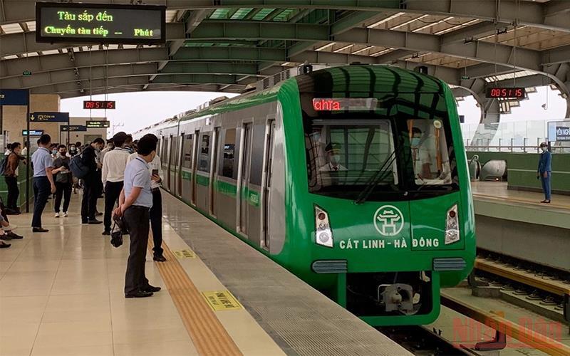 Đường sắt Cát Linh - Hà Đông phát sinh hơn 7,8 triệu USD chi phí tư vấn giám sát -0