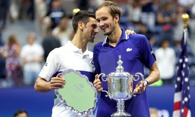 Đánh bại Djokovic, Daniil Medvedev đăng quang tại US Open 2021 -0