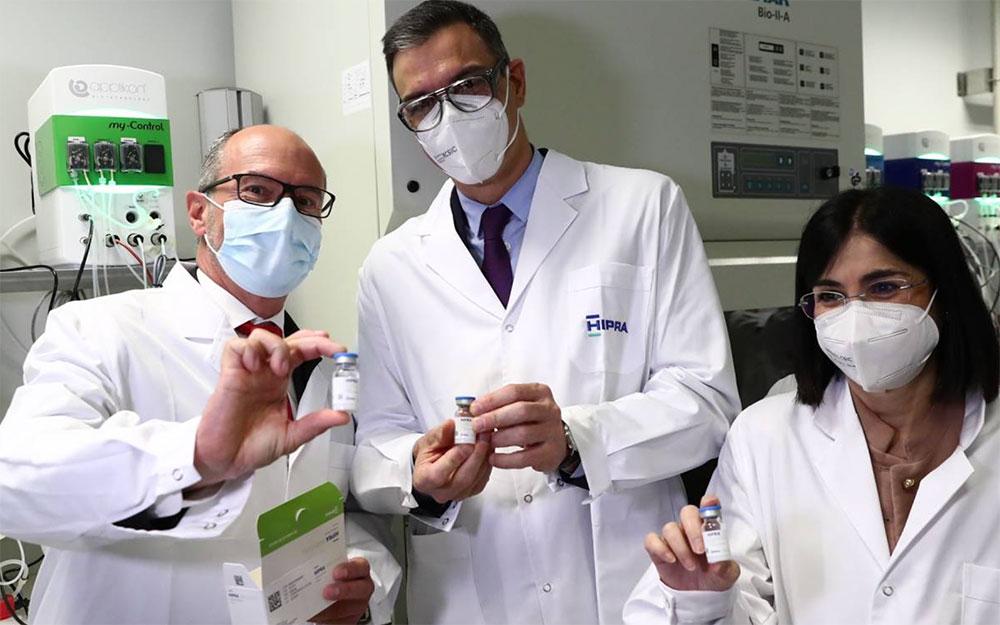 T&T Group mua 50 triệu liều vaccine phòng Covid-19 từ châu Âu -0