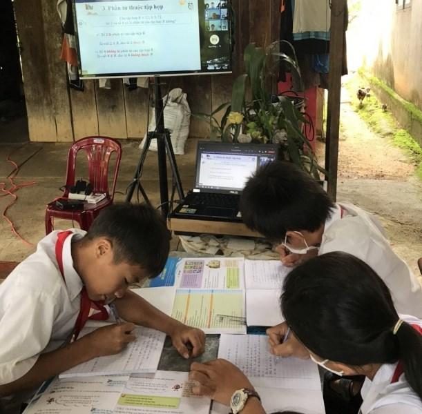 Kon Tum tổ chức dạy học trực tiếp từ ngày 20/9 -0