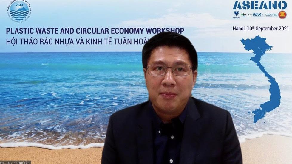 Kinh tế tuần hoàn: Công cụ để giảm rác thải nhựa -0