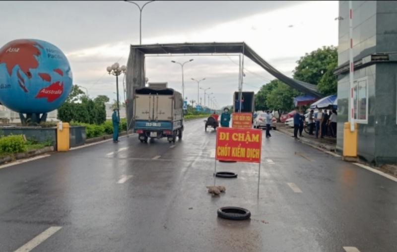 Thái Nguyên bảo vệ các khu công nghiệp trước đại dịch -0