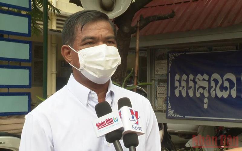 Campuchia mở cửa trở lại trường trung học trên cả nước -0