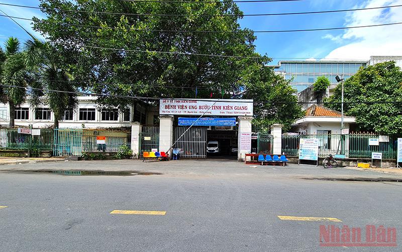"""Lời hứa về """"màu xanh"""" của Chủ tịch Ủy ban nhân dân tỉnh Kiên Giang  -0"""