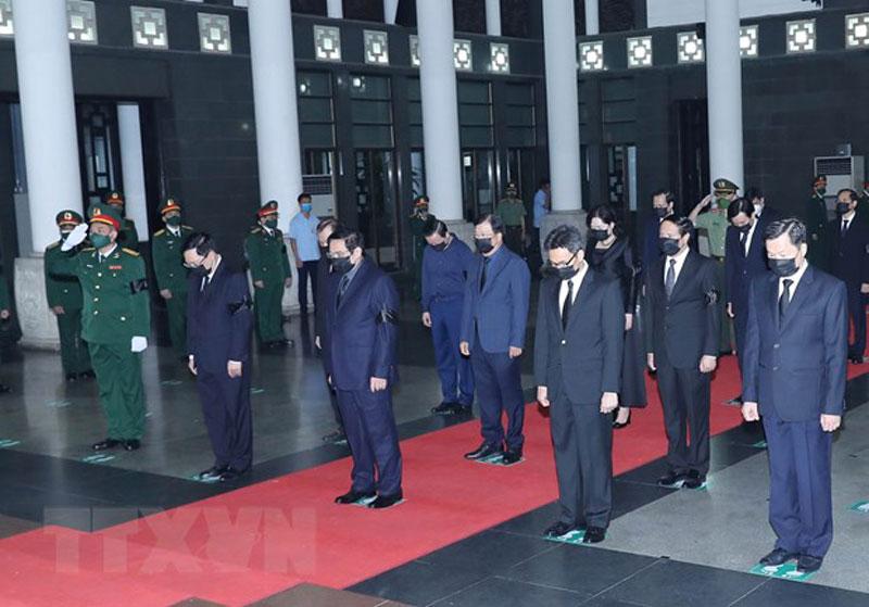 Tổ chức trọng thể Lễ tang Đại tướng Phùng Quang Thanh -0
