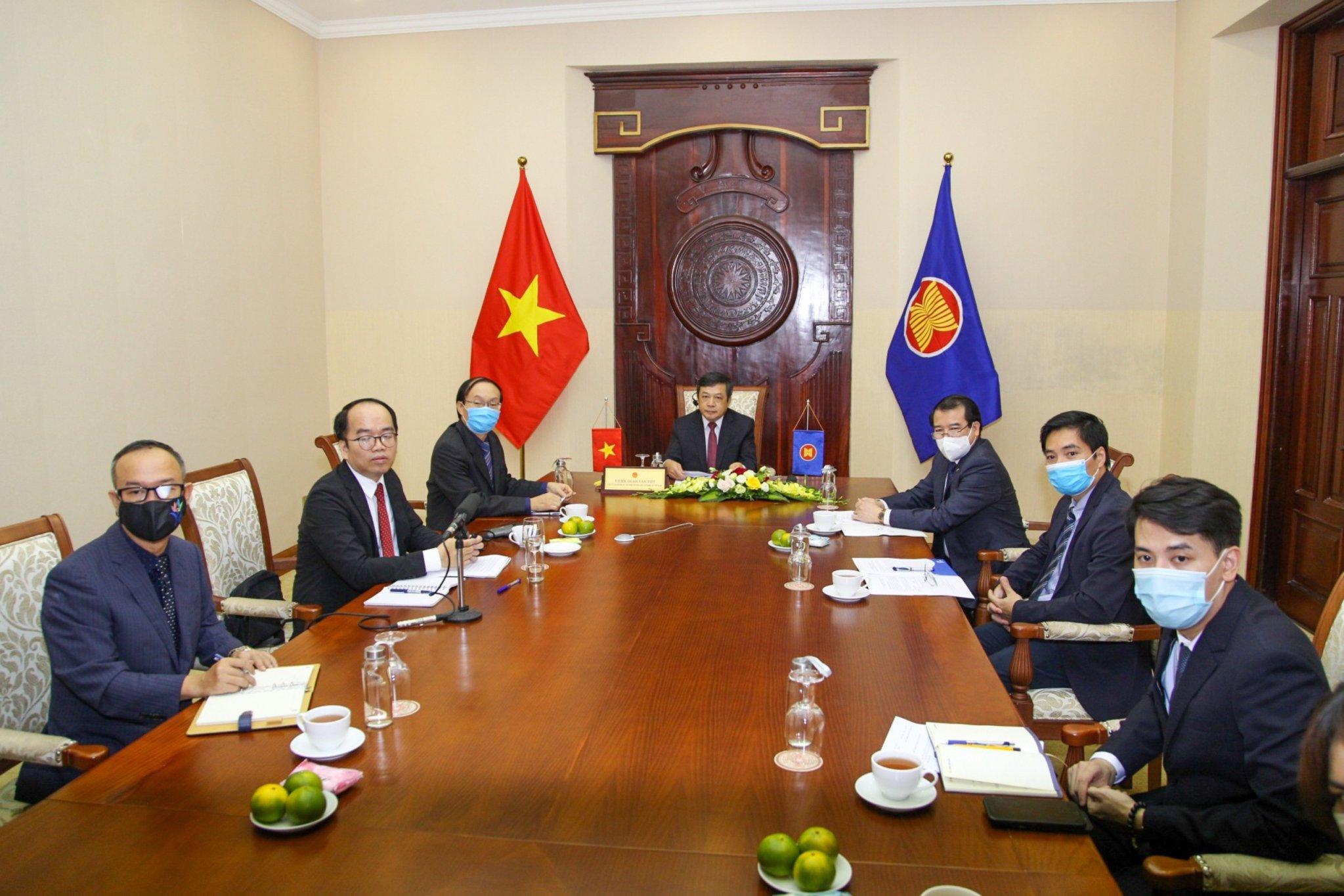 ASEAN mở cửa lại điểm đến cho khách du lịch quốc tế -0