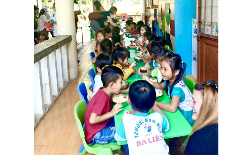 Chăm sóc trẻ em giữa đại dịch Covid-19 -0