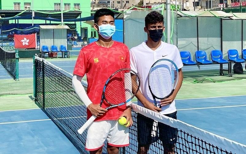 Lý Hoàng Nam giúp quần vợt Việt Nam toàn thắng ở vòng loại Davis Cup 2021 -0