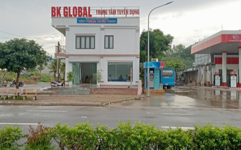 Các khu công nghiệp Thái Nguyên thiếu lao động -0