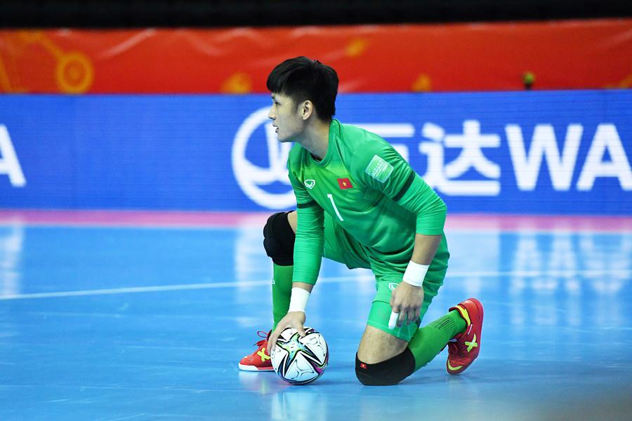 Hòa Cộng hòa Czech, đội tuyển futsal Việt Nam giành quyền vào Vòng 1/8 World Cup -0