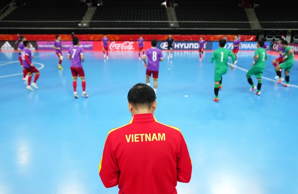 Đội tuyển futsal Việt Nam và Cộng hòa Czech: Một thử thách lớn -0
