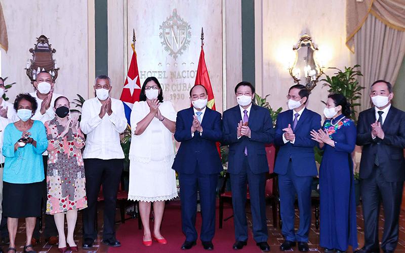 Nâng tầm hợp tác tốt đẹp giữa Việt Nam và Cuba -0