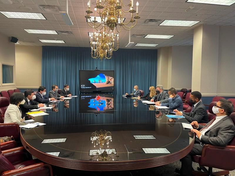 Việt Nam – Hoa Kỳ hợp tác phát triển nông nghiệp -0