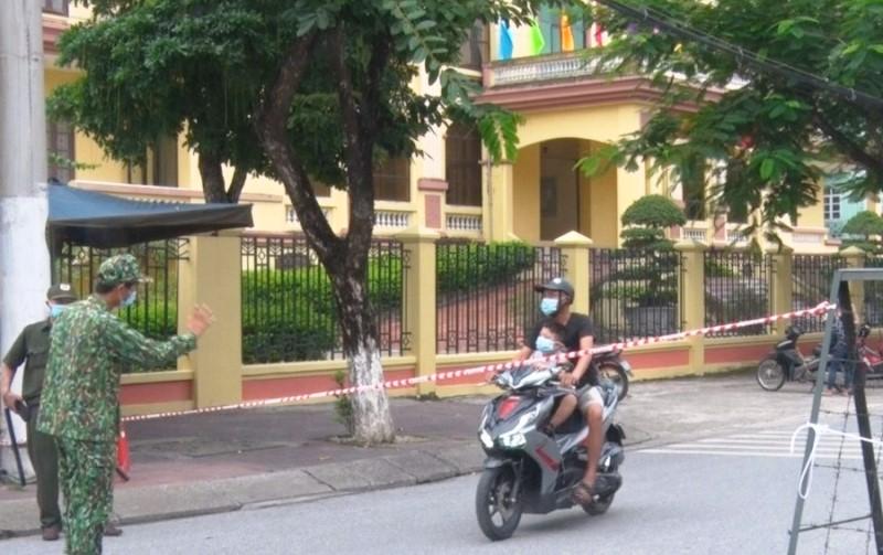 Hà Nam giảm phạm vi giãn cách tại TP Phủ Lý