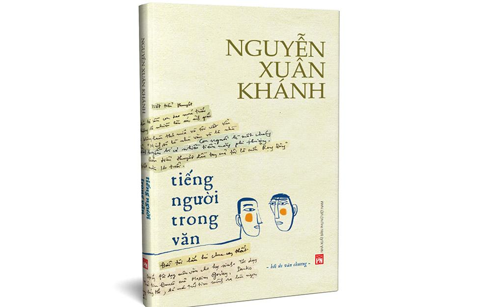 Ra mắt hai cuốn sách kỷ niệm 100 ngày mất nhà văn Nguyễn Xuân Khánh -0