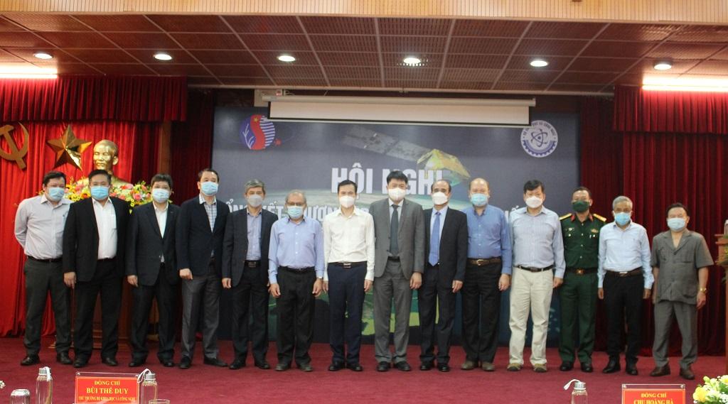 """Công nghệ vũ trụ: Việt Nam làm chủ """"cuộc chơi"""" bằng những sản phẩm riêng -0"""
