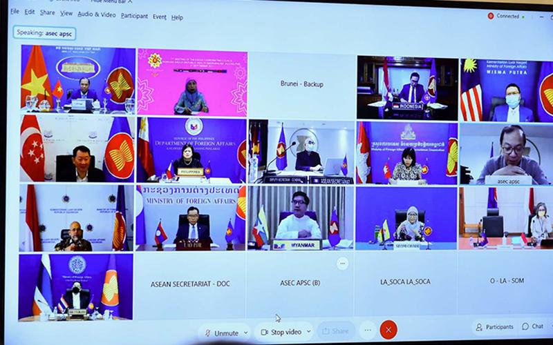 ASEAN cần đẩy nhanh tiến độ mua vaccine cho các nước thành viên -0