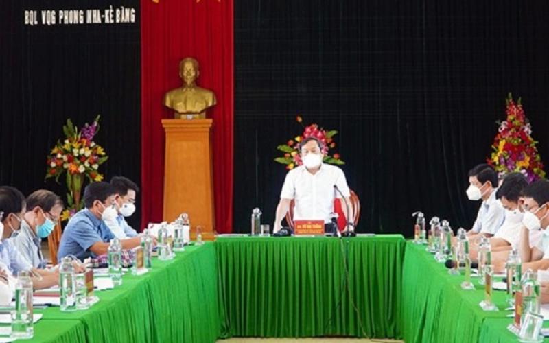 """Quảng Bình sẽ đón khách du lịch khi chuyển sang trạng thái """"bình thường mới"""" -0"""