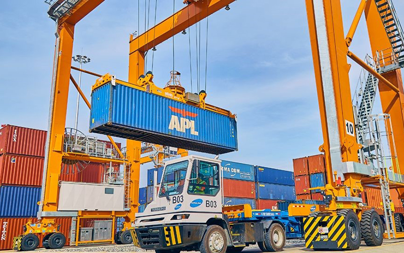 Phát triển logistics ở vùng kinh tế trọng điểm -0