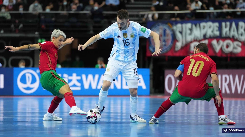 Thắng 2-1 Argentina, Bồ Đào Nha lần đầu vô địch Futsal World Cup -0