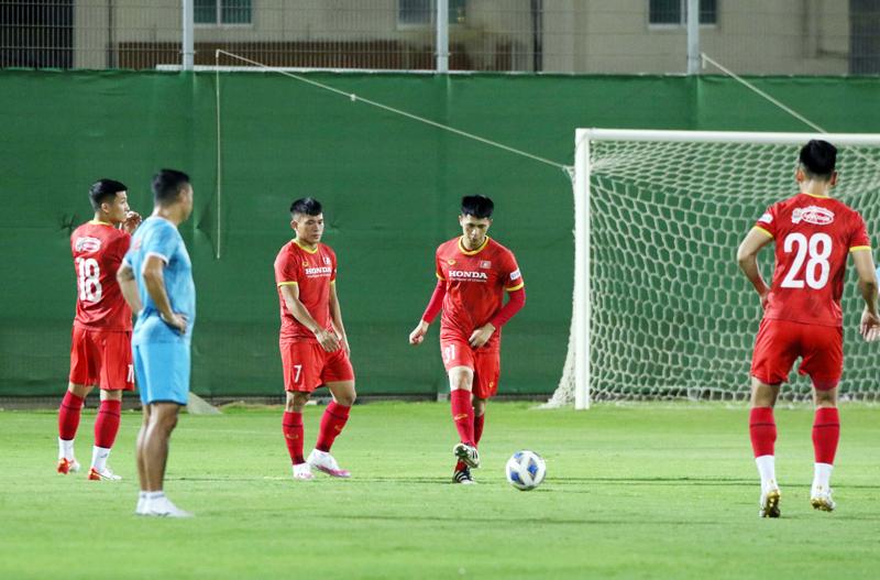 Đội tuyển Việt Nam tiếp tục