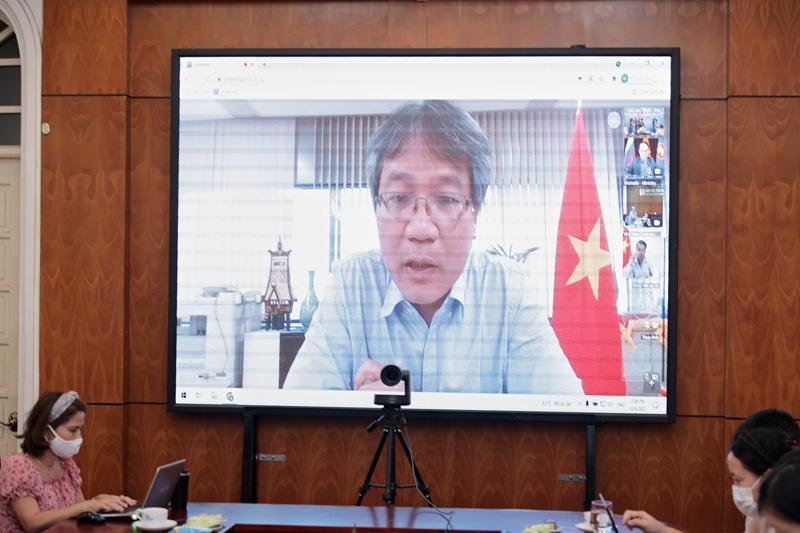 Chuẩn bị quảng bá du lịch Việt Nam ở nước ngoài để mở cửa du lịch quốc tế -0