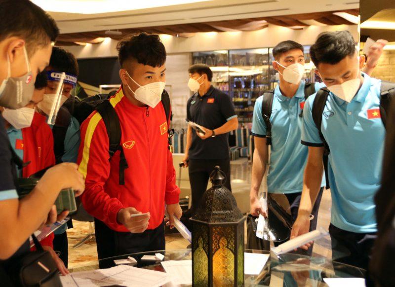 U22 Việt Nam bước vào tập huấn trước thềm Vòng loại U23 châu Á 2022 tại UAE -0