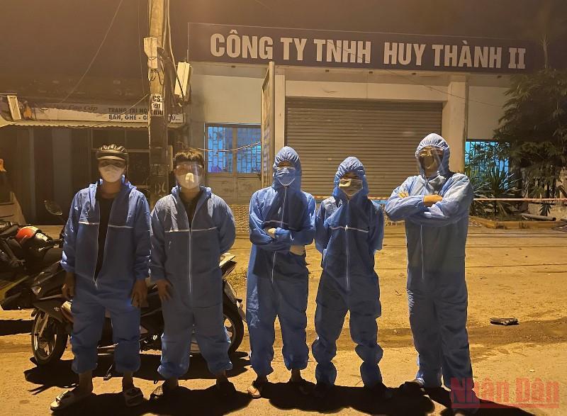 Đội SOS sinh viên đặc biệt của Đà Nẵng -0