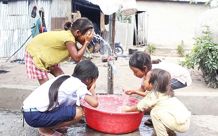 Nhiều thách thức trong bảo đảm an ninh nguồn nước -0