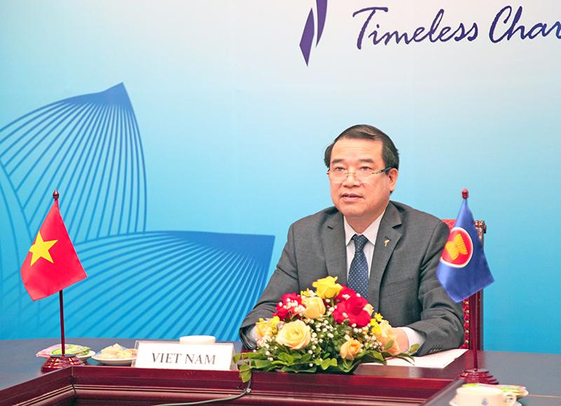 ASEAN hợp tác phục hồi du lịch sau ảnh hưởng của đại dịch Covid-19 -0