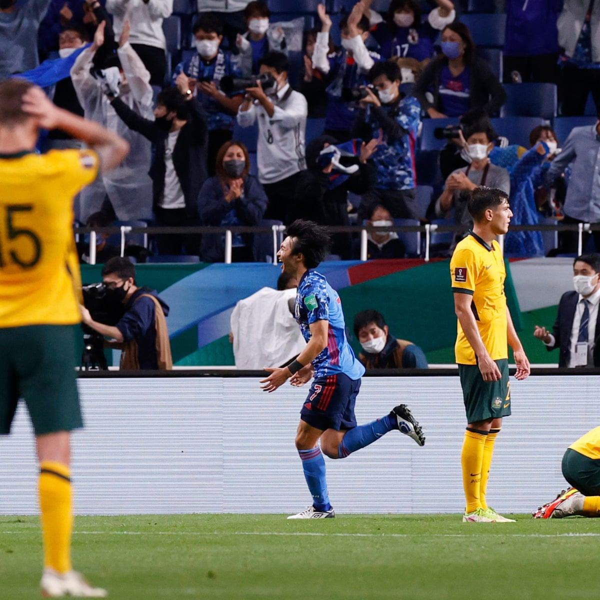 Vòng loại World Cup 2022: Nhật Bản giành chiến thắng quan trọng trước Australia -0