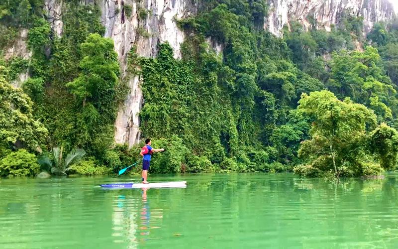 Quảng Bình tổ chức chương trình du lịch trọn gói đón khách từ vùng vàng, vùng xanh -0