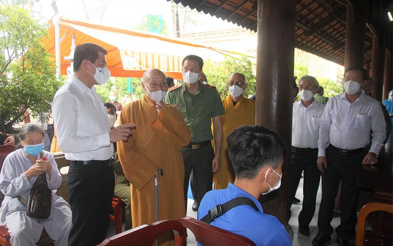 Đồng Nai đã trao tặng gần 2 triệu phần quà cho người dân -0
