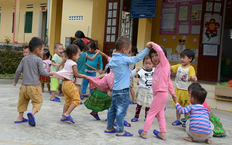 Học sinh Yên Bái tự tin trong năm học mới -0