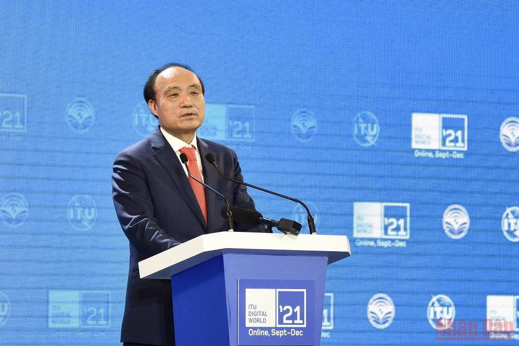 Thủ tướng Phạm Minh Chính: Chuyển đổi số để xây dựng thế giới số không phải của riêng một quốc gia -0