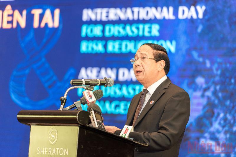 Việt Nam là thành viên tích cực trong phòng, chống thiên tai -0