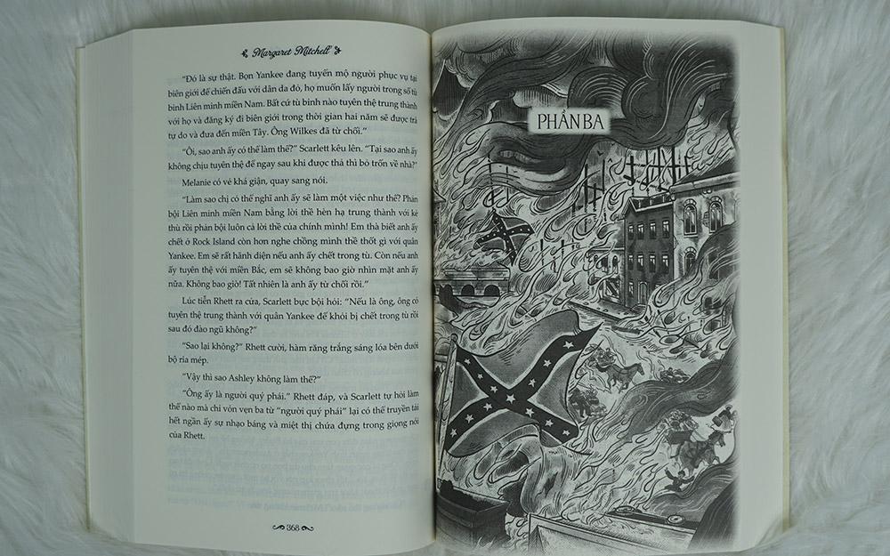 """Phát hành ấn bản kỷ niệm 85 năm kiệt tác """"Cuốn theo chiều gió"""" -0"""