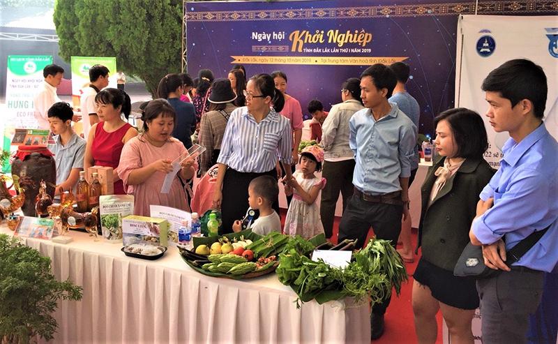 Lan tỏa phong trào khởi nghiệp trong giới trẻ ở Đắk Lắk -0
