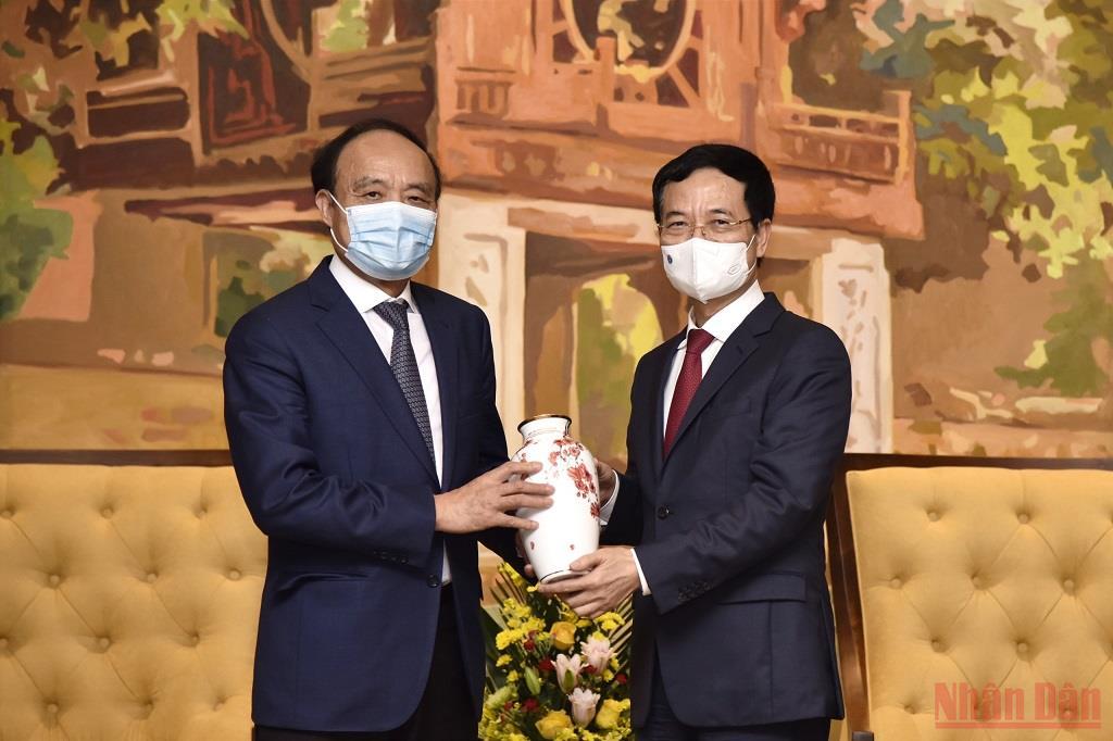 Việt Nam mong muốn tổ chức ITU Digital World trực tiếp vào năm 2022 -0