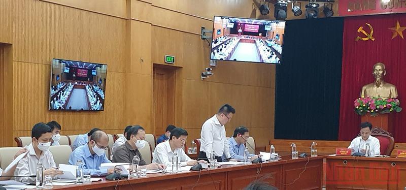 Hội nghị Ban Chấp hành Đảng bộ Khối các cơ quan Trung ương, lần thứ 6 -0