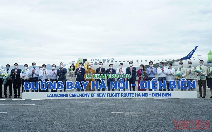 Bamboo Airways chính thức công bố đường bay thẳng Hà Nội - Điện Biên -0