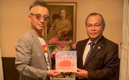 Phát hành tranh truyện Ehon do họa sĩ Việt Nam minh họa tại Nhật Bản -0