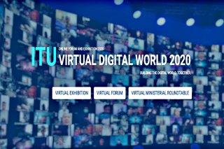 """ITU Virtual Digital World 2020: """"Cùng nhau xây dựng thế giới số"""