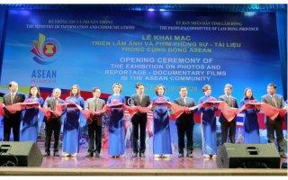 Quảng bá hình ảnh về đất nước và con người cộng đồng ASEAN