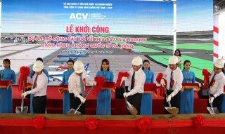 Đà Nẵng khởi công mở rộng sân đỗ máy bay