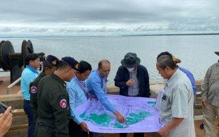 Mưa lũ tại Campuchia gây thiệt hại nặng nề về người và tài sản